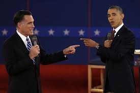 Aggressive Obama Takes Debate